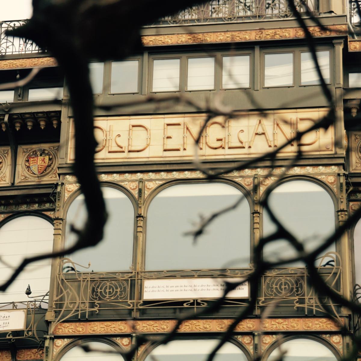 Just Chilling in Bruxelles : une promenade Art Nouveau